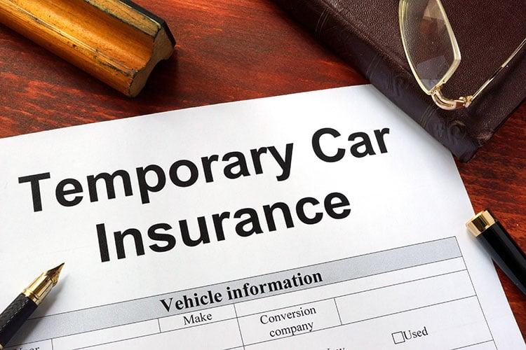 Temporary Car Insurance